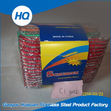 Manufacturer supply high quality sponge scouring pad