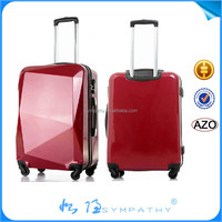 crown luggage china ABS/PC trolley luggage