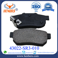 Buy Brake pad for ACURA WVA24342 in China on Alibaba.com