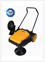 wet industrial floor sweeper