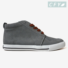 Autumn Winter Hot Men Stylish High Top Canvas Casual Shoes Wholesale