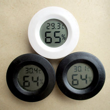 Round high quality thermometer hygrometer digital chinese professional manufacturer customized