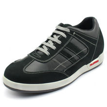 height increasing comfortable canvas tennis sport shoes for men