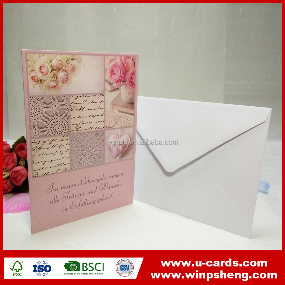 2016 wedding invitation card paper embellishments greeting cards