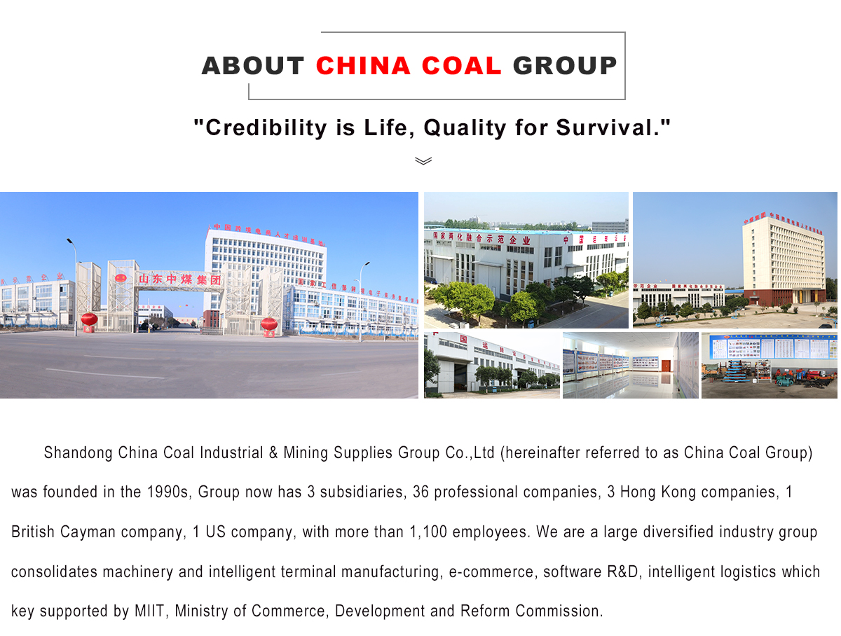 China Coal Group Profile
