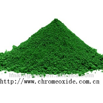 chrome oxide green ceramic pigment