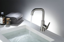 New Arrival Wholesale hot cold water mixer tap waterfall faucet