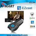 Vsmart 2014 hot selling chromecast miracast airplay dlna ezcast