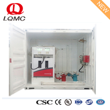 CE standard mobile petrol portable filling container fuel station