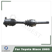 High Quality Engine Parts Front Axle