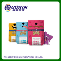 Alibaba china supplier zip lock pet dog food plastic packaging bag