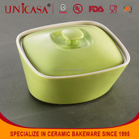 UNICASA TOP SALE BEST PRICE!!! mini ceramic casserole cooking cocottes