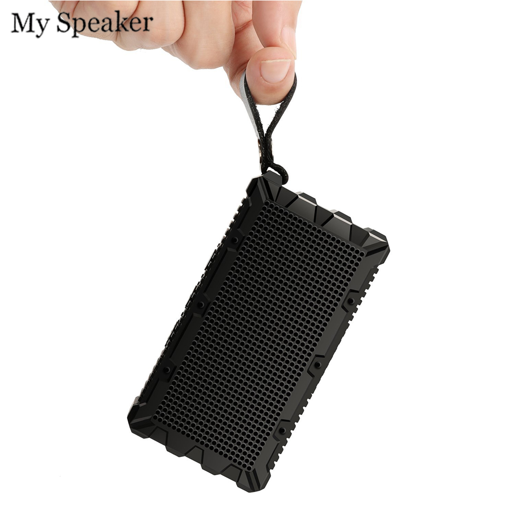 (Fashion) Cool Wireless Bluetooth Speaker with USB charging for Adventure and more outdoor activities