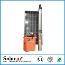 Easy to use solar submersible pump centrifugal