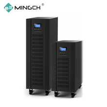 MINGCH High Frequency 20000VA Three Phase Pure Sine Wave Online Ups Power Supply