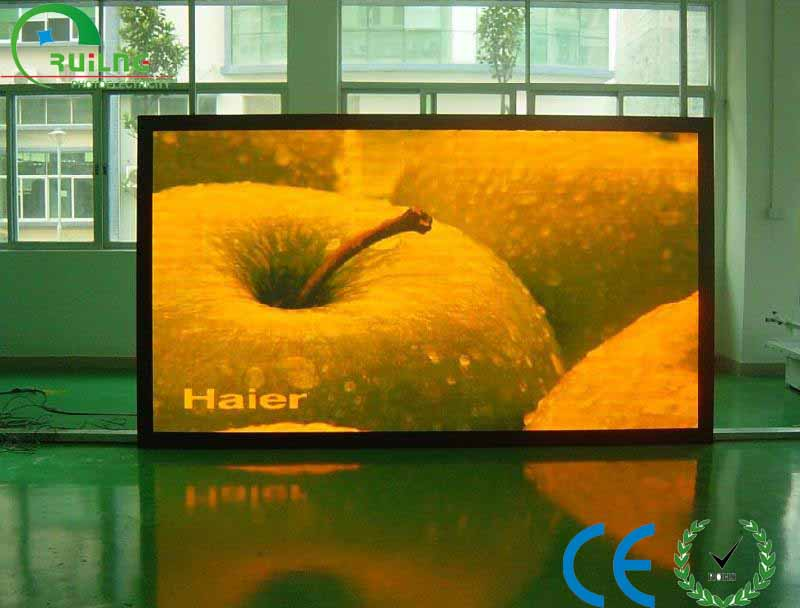 High Brightness LED display & LED display module High Resolution indoor Long Life Span LED Display P5(320mmx160mm)