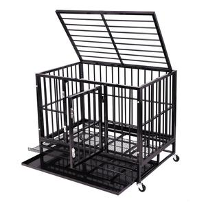 Gold supplier wholesale large dogs cages and crates & kennels