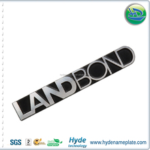 China Supplier Design Aluminum Stickers With Dimond Cutting