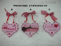 Valentine Sweetheart Gift and Ornaments-Set of 3