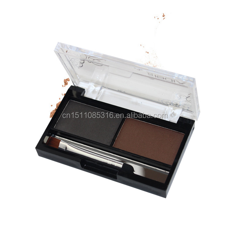 White eyebrow eyebrow genuine waterproof anti sweat color eyebrow