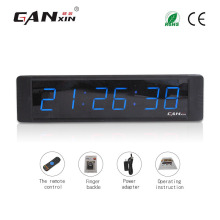 [Ganxin]1'' Great Deals From Ganxin Race Timer Clock Electronic Digital Led Wall Clock in HH:MM:SS Format