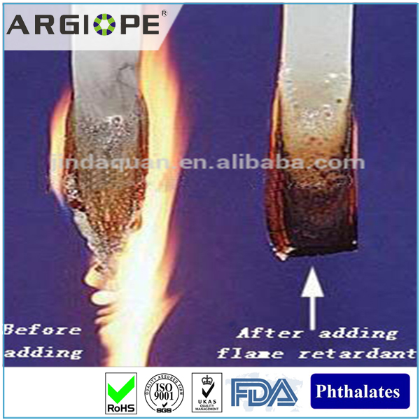 High quality environmental PP educated v0 fire retardant