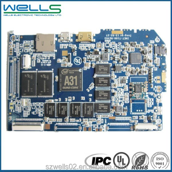 One stop service custom circuit board audio amplifier pcb assembly