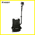 SHOOT GoPro Selfie Backpack Camera Knapspack Bag with Selfie-Shooting Mounting system for GoPro & other action Camera