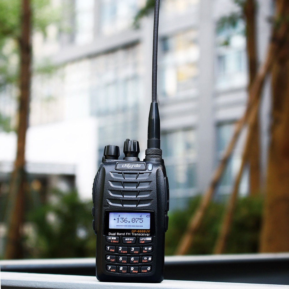 Dual Band Ham Two way Radio transceiver radio with FM function hot sale