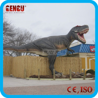 Outdoor High Simulation Mechanical Dinosaur Or large Inflatable Dinosaur