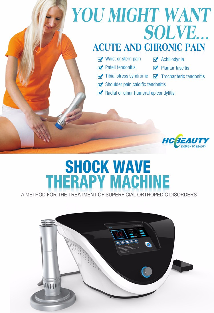 pain treatment machine facus shock waves buy facus shock waves product on. Black Bedroom Furniture Sets. Home Design Ideas