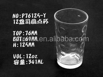 White hot sale clear beer glass mug crystal high quality crystal glass,whisky glsss,italian glassware