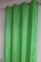 100% polyester jacquard window curtain design curtains