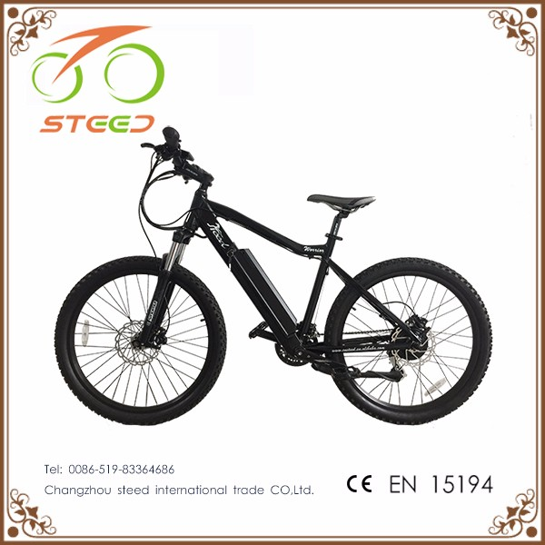 Popular 36v 250w cheap mountain electric motorcycle bike fork suspension for sale best style
