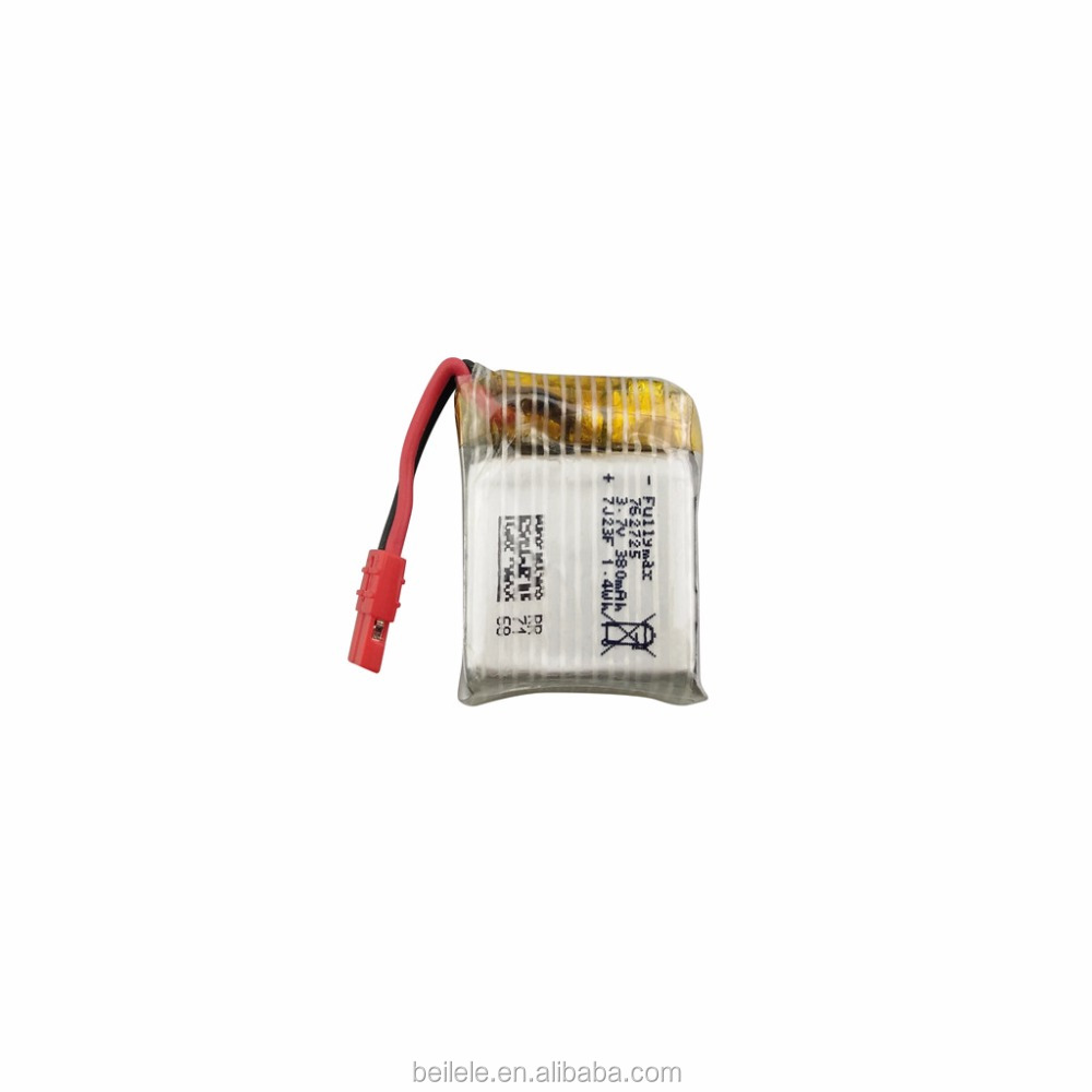 3.7V 380mah lipo rechargeable drone <strong>battery</strong> for syma x21 x21w X26 D15 <strong>X100</strong> rc drone <strong>battery</strong>