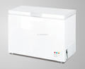 New type single top open door chest freezer 192L