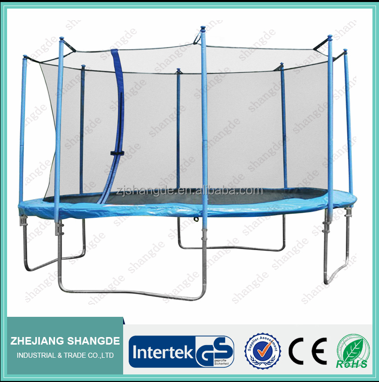factory supply 10 foot extreme trampoline with CE GS certificate
