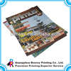 A4 Size Magazine full color magazine Printing