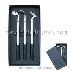Unique items golf ball pen, ball pen golf ball shaped