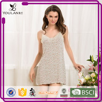 Long Experience Factory Elegant Young Lady Breathable Hot Girl Sexy Camisole