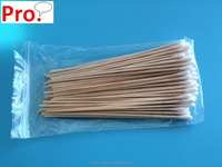 Medical disposable high quality sterile cotton swab stick