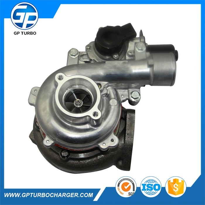 Professional wastegate turbocharger 17201-OL040