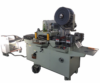 automatic shading Film die cutting machine