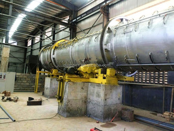 XINGYUAN GROUP Activated Carbon Rotary Kiln Machine Price
