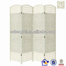 Cheap indoor portable privacy screen room divider