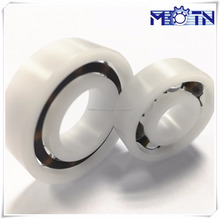 Engineering Plastic ball Bearings POM6203 17mmx40mmx12mm