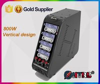The Top Quad port H800AC/DC 800W rc vertical charger better than graupner charger