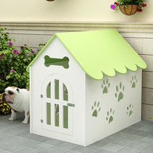 New design hot selling large wooden dog house