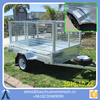 Box Trailers / Sydney 9*5 Tandem Box Trailer Caged / Cage Trailers