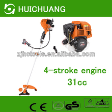 new four stroke brushcutter 31cc
